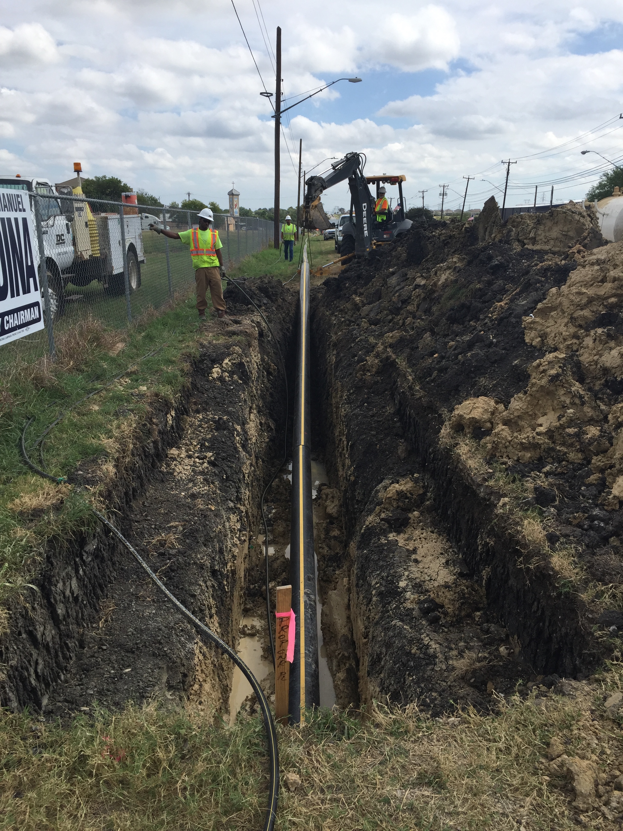 Boring Contractors Oil & Gas | Oil & Gas Pipeline Installation