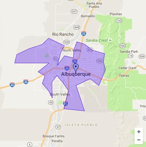 Boring Contractors Albuquerque, New Mexico