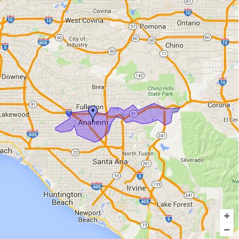 Boring Contractors Anaheim, California
