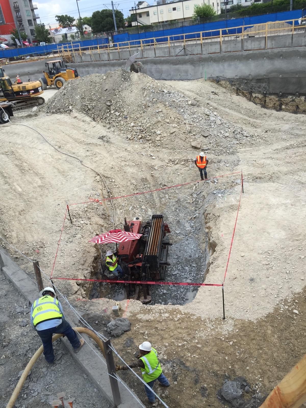Boring Contractors Rock Boring | Deep Rock Bornig