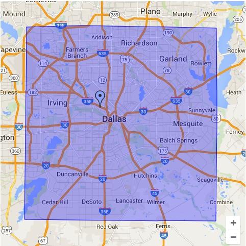 Directional Boring Contractor Dallas County, TX