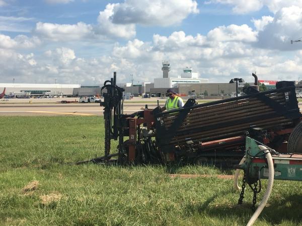 Drilling and Boring Contractors Dallas, TX