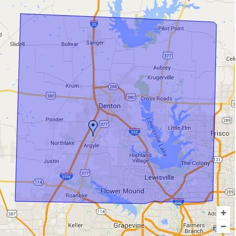 Directional Boring Contractor Denton County, TX