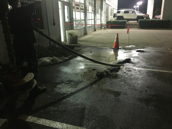 Underground Boring Contractors Denton, TX
