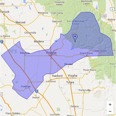 Directional Boring Contractor Fresno County, CA