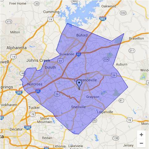 Directional Boring Contractor Gwinnett County, GA