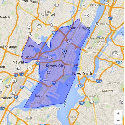 Boring Contractors Jersey City, New Jersey