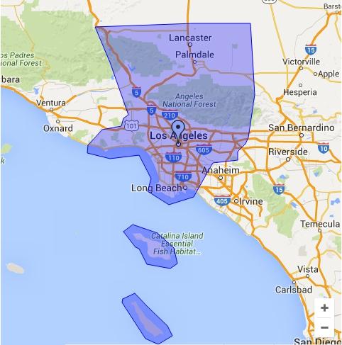 Directional Boring Contractor Los Angeles County, CA
