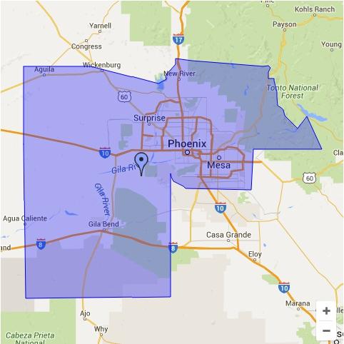 Directional Boring Contractor Maricopa County, AZ