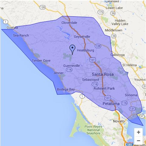 Boring Contractors Santa Rosa, California