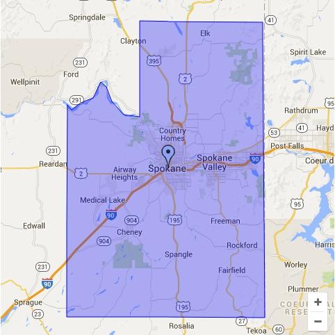 Directional Boring Contractor Spokane County, WA