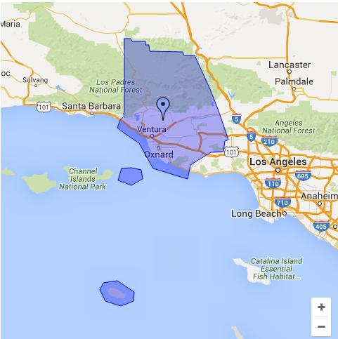 Directional Boring Contractor Ventura County, CA
